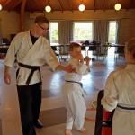 Coaching a pupil