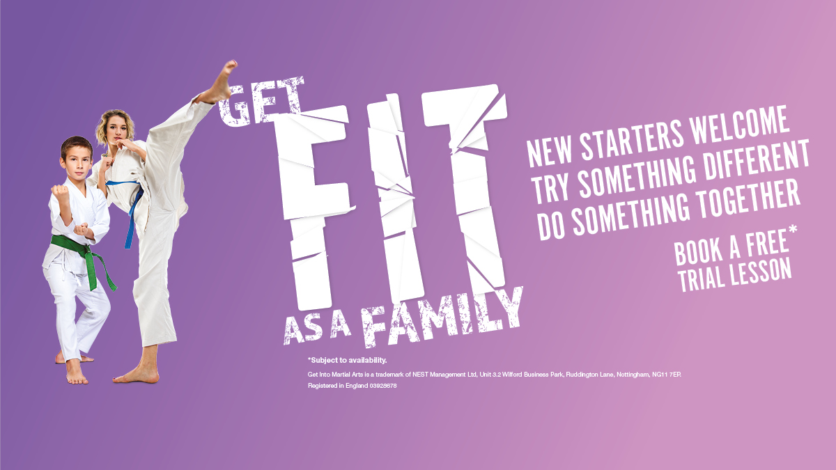 Get Fit as a Family